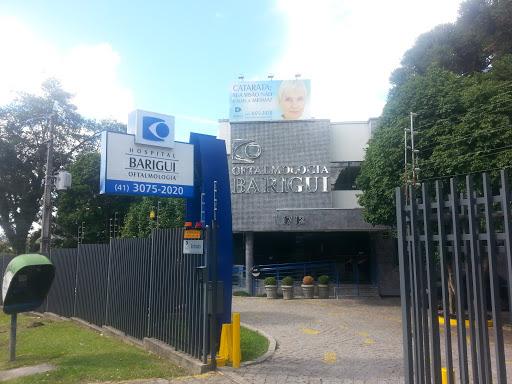 hospital barigui oftalmologia